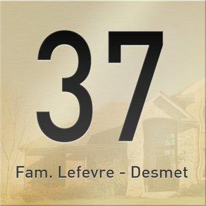 Huisnummer koper 2